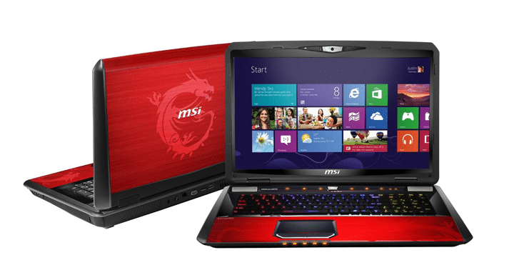 MSI GT70 609US Dragon Notebook Review