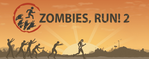apps for physical training - zombies run