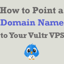 How to Point a Domain Name to Your Vultr VPS