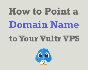 How to Point a Domain Name to Vultr VPS