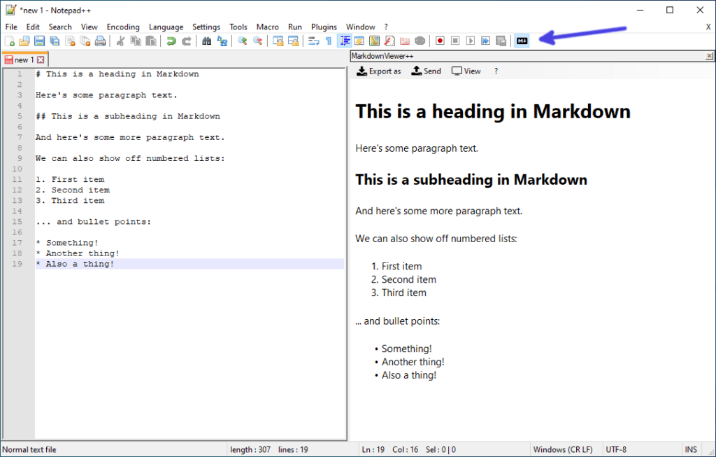 Install MarkdownViewer++ - Step 3