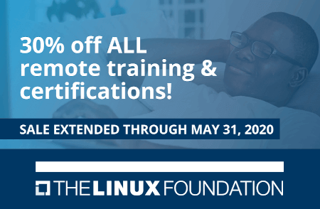 Linux Foundation System Administration Training